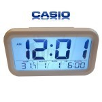 ساعت رومیزی دیجیتالی کاسیو مدل 020 دارای سنسور تاریکی