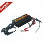 شارژر باطری 24 ولتی 10 آمپری کارسپا ، اتوماتیک و هوشمند سه مرحله ای مدل2410