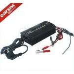 شارژر باطری ماشین 12 ولت 20 آمپری کارسپا ، اتوماتیک و هوشمند سه مرحله ای مدل1220