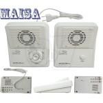 Maisa MI223 Desktop Intercom 1 channel System