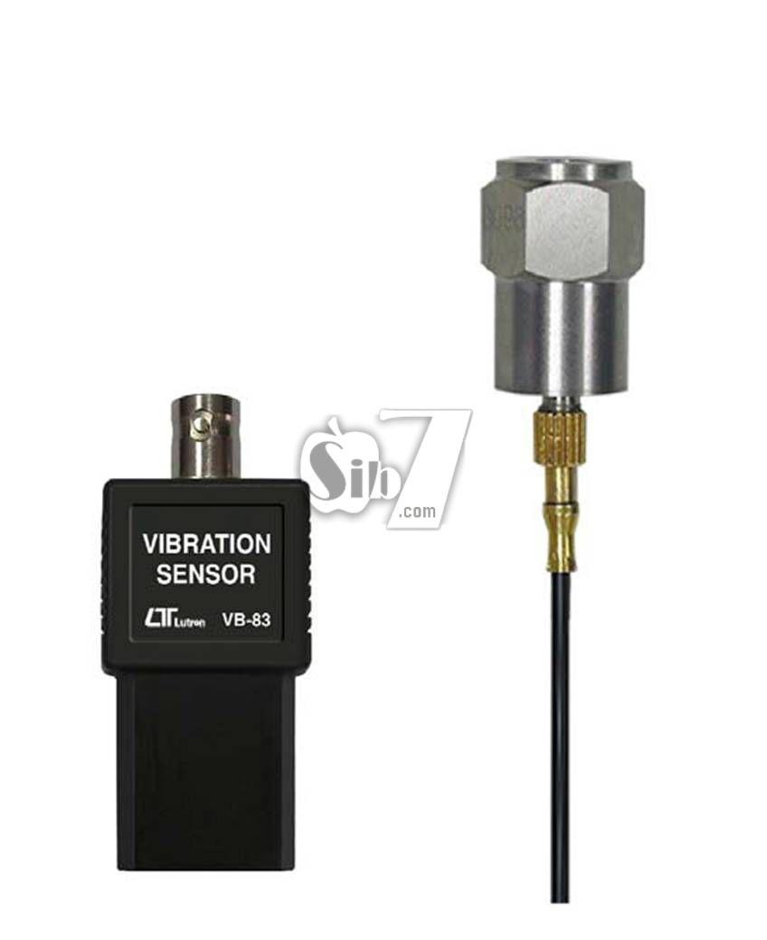 Vibration Meter SENSOR and Probe LUTRON VB-83