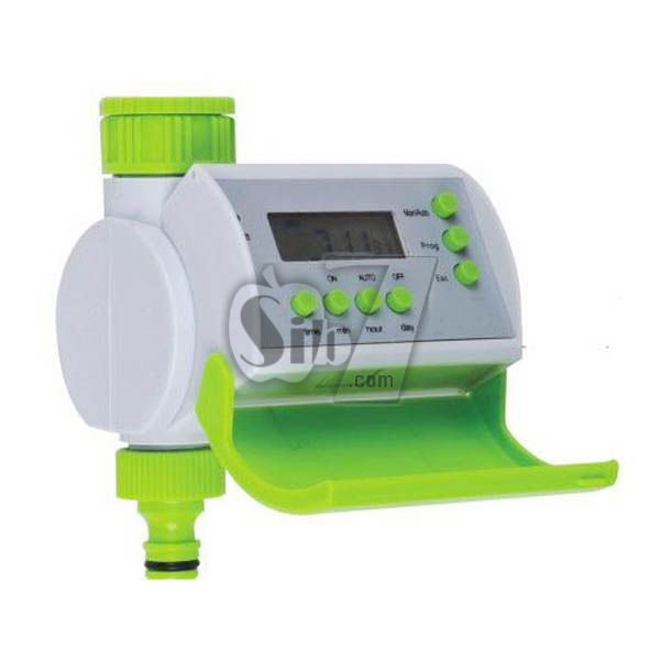 VERESK Gardening Automatic LCD Watering Timer Smart Solenoid Valve  Irrigation Controller