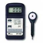 UV LIGHT METER, LUTRON UV-340