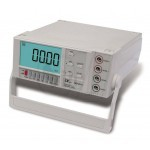 HIGH RECISION MILLIOHM Meter LUTRON MO-2013