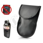 First Type Small Size PU Mobile Phone Signal Blocking Bag