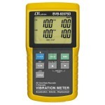 4 channels VIBRATION RECORDER  And Vibration Meter Recorder Real Time Data Recorder LUTRON BVB-8207SD
