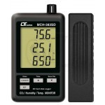 Humidity, Temperature & CO2 and SD Card real Time Data Logger MCH-383SD