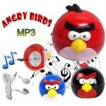 مینی پخش کننده موزیک به شکل پرنده خشمگین