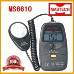 MASTECH MS6610 DIGITAL LUX METER LIGHT METER 0-50000LUX
