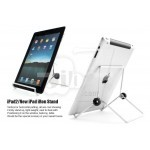 Iron Metal Adjustable Folding Holder Stand For ipad2  Android Tablet pc Netbook