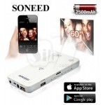 Soneed Mobile Cinema - Mini Wifi Projector
