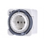 THEBEN 96 Segment IP44 Analog adjustable Electrical Timer