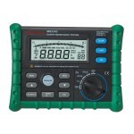 NEW MASTECH MS2302 Digital Earth Ground Resistance Tester Meter