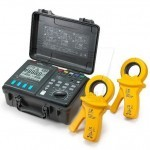 MASTECH MS2308 Smart Dual-Clamp Advanced Earth Resistance Tester 20V/48V