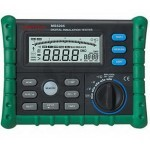 MASTECH MS5205 Digital Insulation Tester and Megger