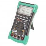 6000 Counts Auto-Ranging Digital Multimeter Mastech MS8340A