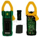 Mastech MS2015A AC Digital Clamp Meter True RMS