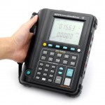 Mastech MS7212 Digital Multi-Function Process Calibrator 40000 Counts LCD V MA Ω Frequency Temperature