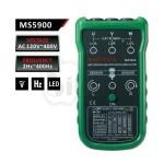 MASTECH MS5900 Electrical Tester Motor 3-Phase Rotation Indicator Meter