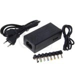 LD-4096 96W AC/DC 12-24V Power Laptop Adapter for Notebook Computer