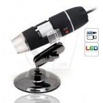 S02 500X USB Digital Microscope with 8 LED light