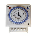 Mini 24h Daily Electronic Analogue Timer Niaco SN-B301