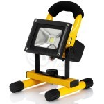 10w Rechargeable Portable LED Flood Light
