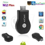 New ezCast M2 Plus Full HD Wifi HDMI Dongle for Online wireless Streaming on TV