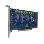 8 Line PCI telephone Recorder and Voice Logger