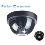 ماکت دکوری و شبه دوربین مراقبتی کاذب چراغدار مدل دام