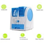HB-168 2.5W USB Desktop Mini Fan , water Air Conditioning  , Cooler and Humidifier