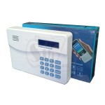 G5 GSM auto dialer for Security Alarm System with LCD