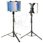US-199 Adjustable stand and Monopod for Tablets with buckle foot tube