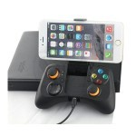 Wireless Bluetooth 3.0 Controller Joystick Gamepad with Holder For Android Mobile & Tablet and Apple iPad Mini iPhone IOS