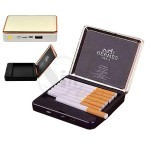 Hermes Cigarettes Holder and 10000 mAh Power Bank and Portable Rechargeable Battery Pack