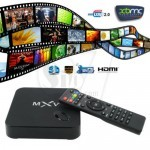 Chiptrip MXV S805 Android 4.4 smart TV Box Quad Core 1.5 Ghz Wi-Fi Streaming HDMI Media Player with Remote Control