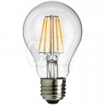8W LED Filament Bulb Light , New Technology and Wide Beam Angle