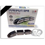 Solar Bullet Train Model Kit (self assembly)