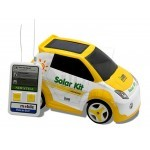 New Bright Ecomobile Solar kit 1:18 RC Solar Car