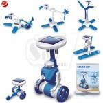 2111 3rd Generation Robot Kit, 6 In 1 Educational Solar Kit