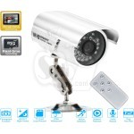 دوربین دید در شب بولت مستقل کا818 با قابلیت ضبط و پذیرش حافظه به همراه ریموت کنترل