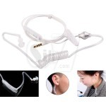 Acoustic Tube Bodyguard Earpiece Headset Anti Radiation Earphone with Microphone