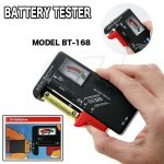 BT-168 Battery Meter and Battery Tester