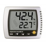 Hygrometer Testo 608-H1 Thermohygrometer wall desktop high precision Temperature and humidity