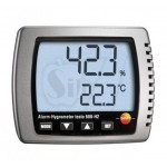 Alarm-Hygrometer Testo 608-H2 Thermohygrometer wall desktop high precision Temperature and humidity