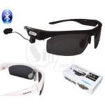 عینک آفتابی بلوتوثی شارژی مدل اس6 با قابلیت پخش موسیقی از طریق اتصال بلوتوثی به موبایل