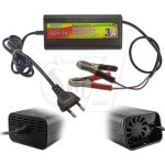 3A Smart Battery Charger