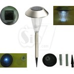 SL-140 Solar Powered LED Garden Light