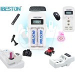 BESTON BST-C902 Speed Electrical impulse Smart Battery Charger with LCD for AA, AAA, 9V Rechargeable Battery
