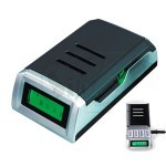 Beston BST-C905W 1200 mAH Intelligent fast and Quick Rechargeable Battery Charger  with LCD Monitor
